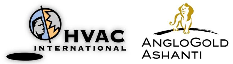 HVAC Int. & AngloGold Ashanti