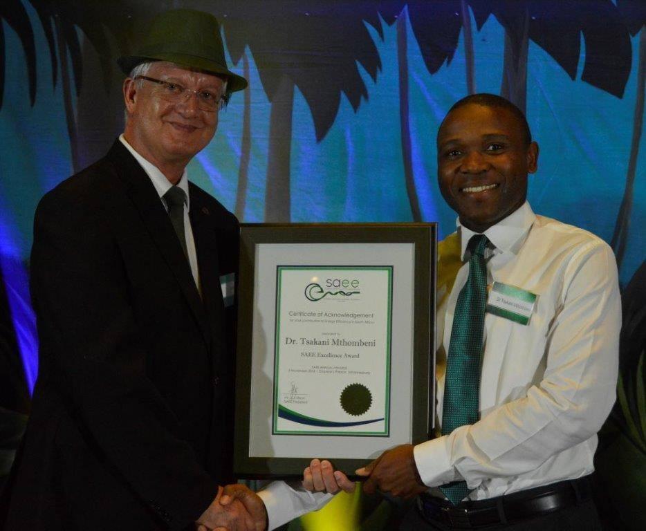 Dr. Tsakani Mthombeni